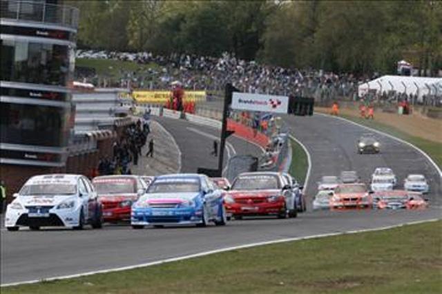 Tο αγωνιστικό πρόγραμμα του BTCC  για το 2011! Δείτε τις πίστες!