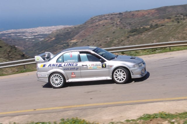 11o Rally Sprint Χανίων - Μάχες και ...εγκαταλείψεις!