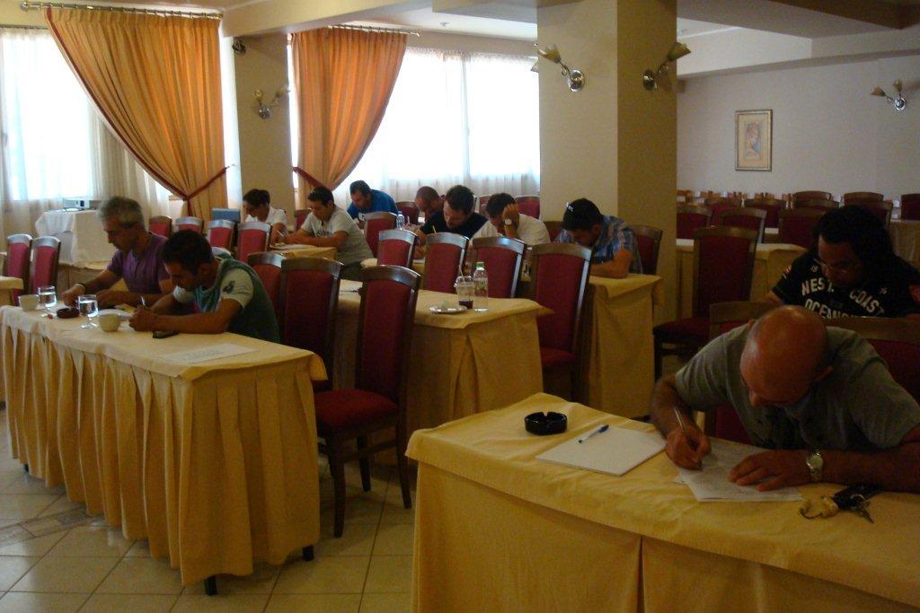 Σεμινάριο Νέων Κριτών στην Καλαμπάκα