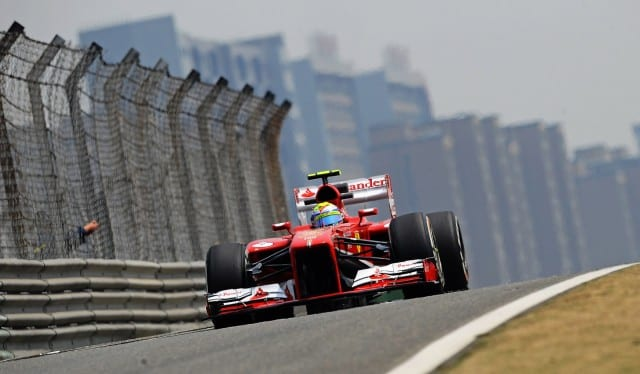 Grand prix Κίνας 2013 :μεγάλη νίκη του Alonso