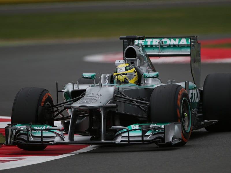 Grand Prix Μεγάλης Βρετανίας (30 Ιουνίου 2013) νικητής ο Rosberg