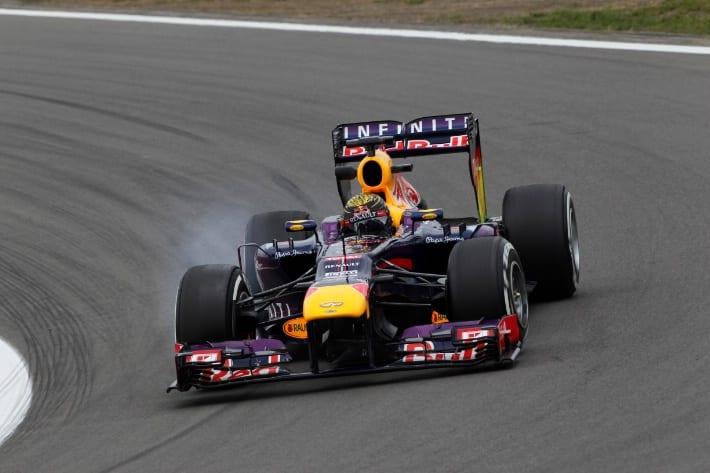 Grand Prix Γερμανίας 2013 :  Νίκη εντός έδρας για Vettel