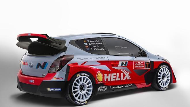 Hyundai i20 WRC: έτοιμο για το 2014