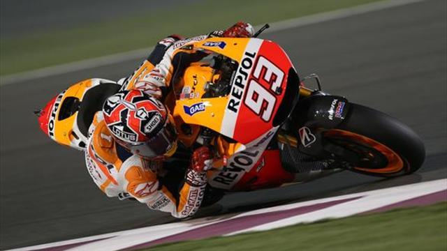 Grand Prix Qatar 2014 : Νικητής Marquez στον πρώτο αγώνα της χρονιάς