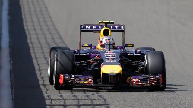 Grand Prix Βελγίου 2014 : Νικητής ο Ricciardo στο Spa