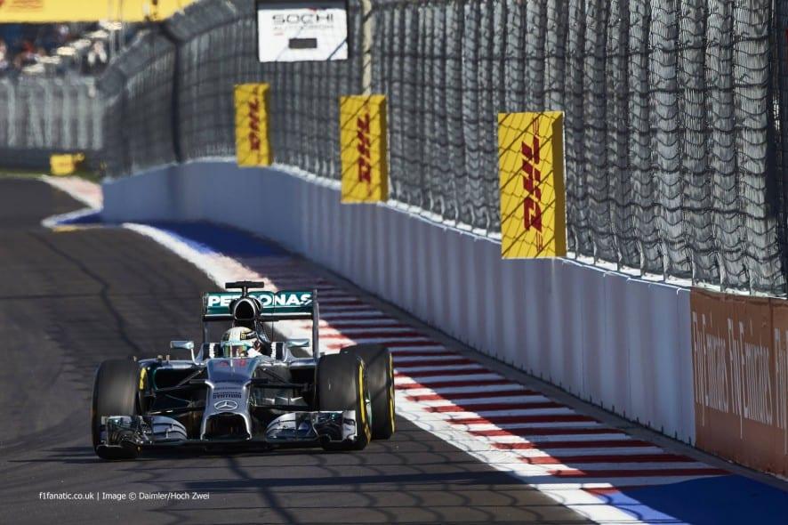 Grand Prix Ρωσίας 2014: Νικητής ο Hamilton