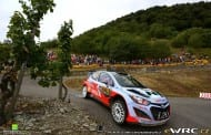 WRC: Ράλλυ Γερμανίας 2015