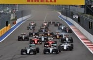 F1: Grand Prix Ρωσίας 2015,Αποτελέσματα