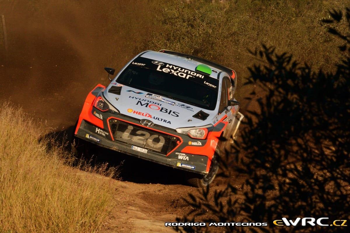 WRC: Ράλλυ Αργεντινής 2016: Αποτελέσματα