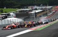 F1: Grand Prix Αυστρίας 2016,Αποτελέσματα