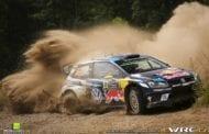 WRC: Rally Poland 2016,Αποτελέσματα