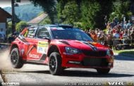 ERC: Barum Czech Rally Zlín 2016,Αποτελέσματα