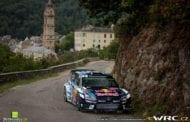 WRC: Tour de Corse 2016,Αποτελέσματα