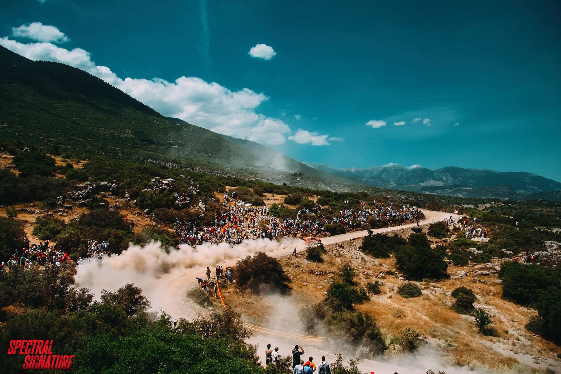 Seajets Acropolis Rally 2017: Ωράριο-Πρόγραμμα-Συμμετοχές-Προσβάσεις-Χάρτες