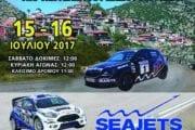 16η Ανάβαση Δημητσάνας-Ζυγοβιστίου 2017: Συμμετοχές