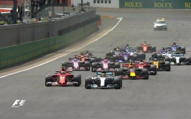 Βρετανικό Grand Prix 2017: Αποτελέσματα