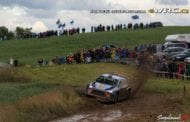 WRC: Ράλλυ Πολωνίας 2017, Αποτελέσματα