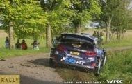 WRC: Ράλλυ Γερμανίας 2017, Αποτελέσματα