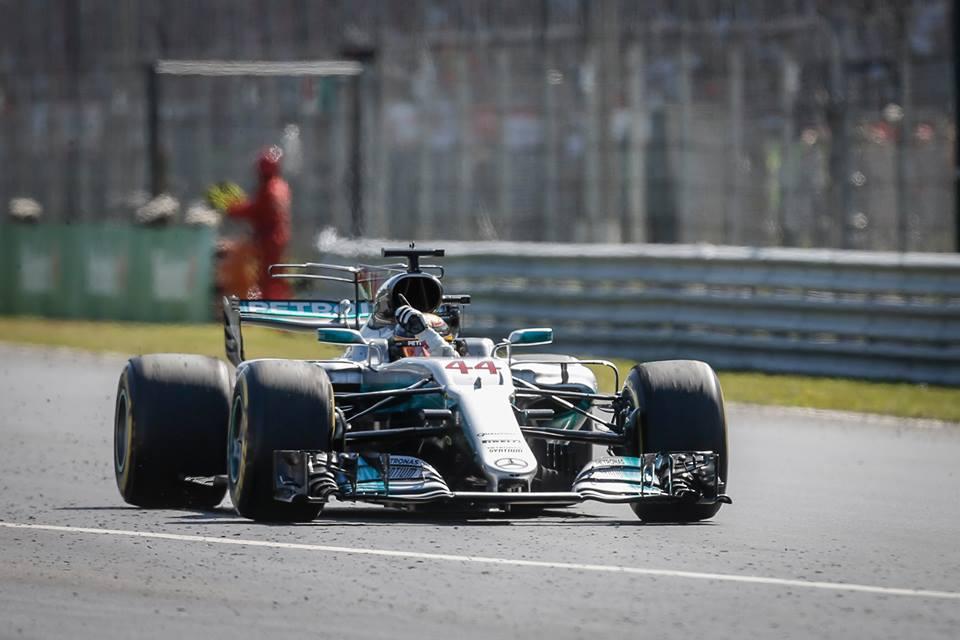 Grand Prix Ιταλίας 2017: Αποτελέσματα