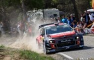 WRC: RallyRACC Catalunya - Costa Daurada 2017, Αποτελέσματα