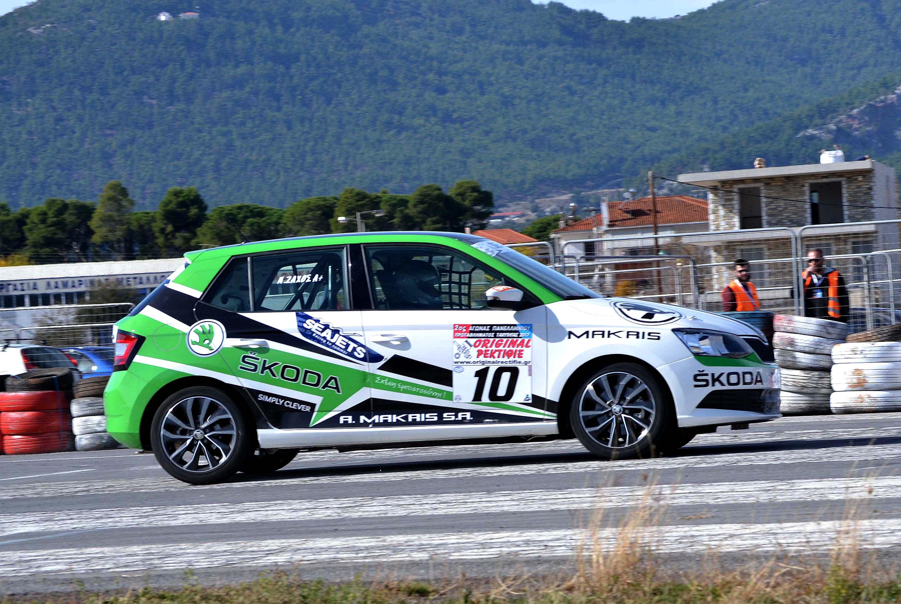 7ος & 8ος Γύρος Ενιαίου ΣΟΑΑ, Τρίπολη: Πρωταθλητής Ο Ν. Ζάχος