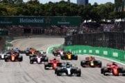 F1: Grand Prix Βραζιλίας 2017, Αποτελέσματα