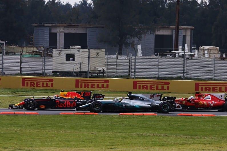 F1: Grand Prix Μεξικού, Νικητής ο Verstappen-Πρωταθλητής ο Hamilton