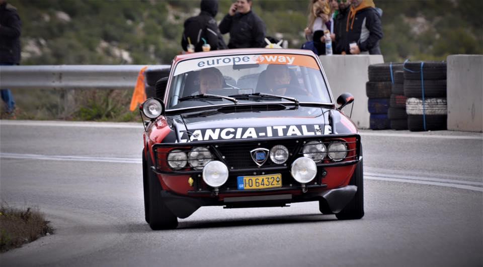 Διόνυσος Regularity Rally 2018