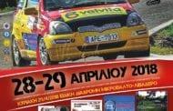 4ο Ράλλυ Σπριντ Βελβεντού 2018: Προσωρινές Συμμετοχές και Παράταση Συμμετοχών