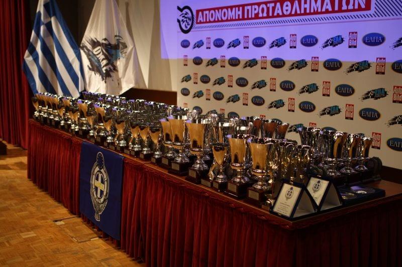 Απονομή Πρωταθλητών 2010: Η δική τους στιγμή…