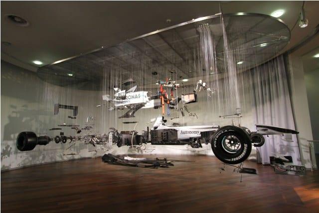 Όταν η Formula F1 γίνεται... τέχνη
