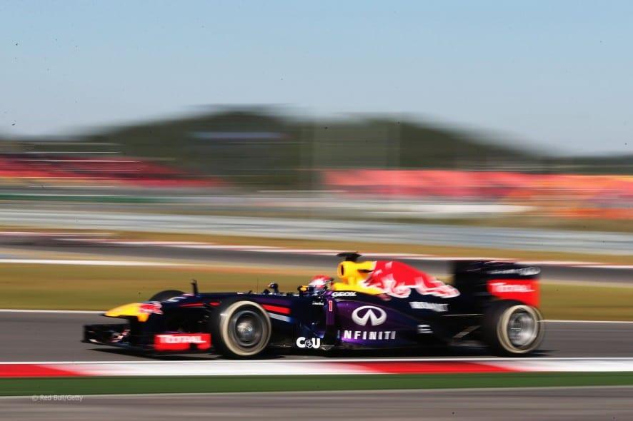 F1: GRAND PRIX Κορέας 2013 Αποτελέσματα