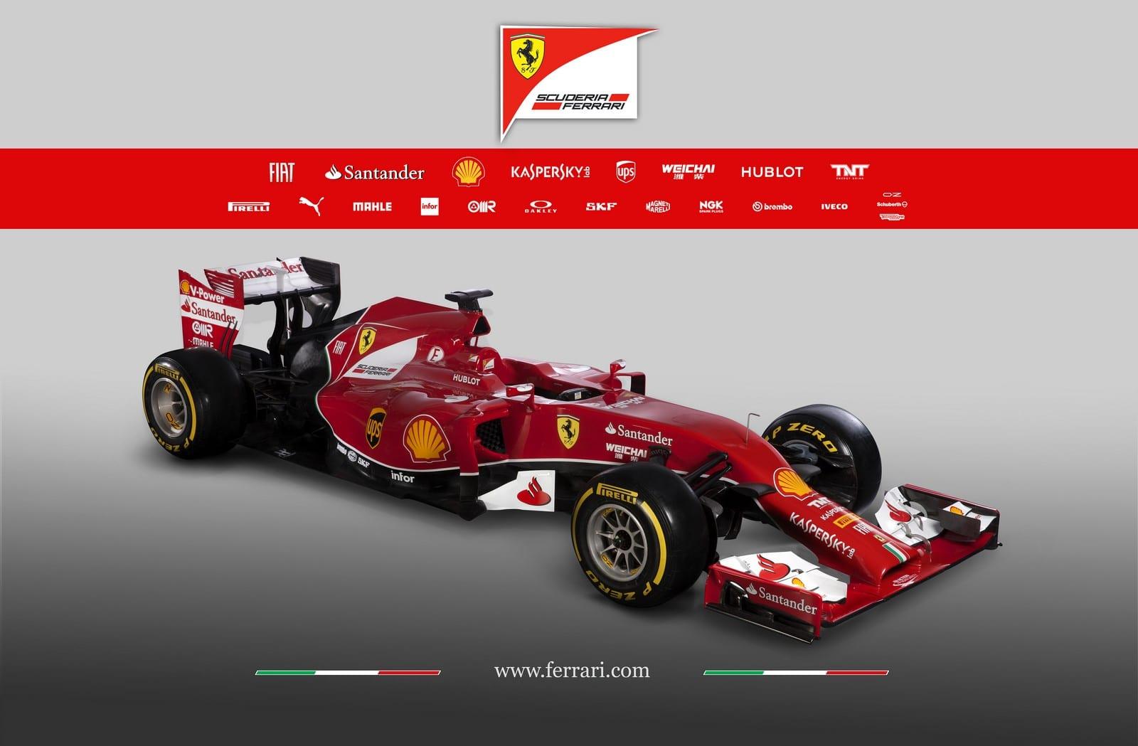 Ferrari :νέο μονοθέσιο για το 2014