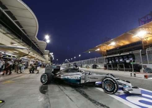 F1 :Grand Prix Bahrain 2014 νικητής ο Hamilton