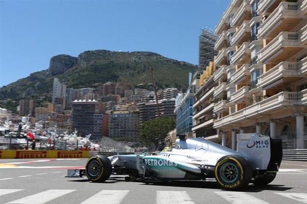 GRAND PRIX Μονακό 2014 νικητής ο Nico Rosberg