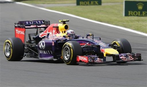 F1: Grand Prix Ουγγαρίας 2014 νικητής ο Ricciardo