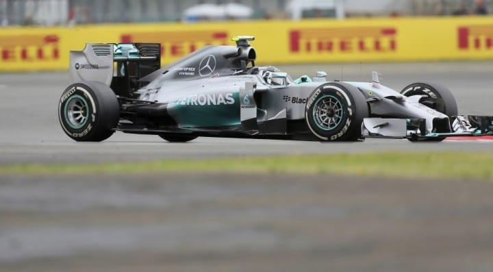 Grand Prix Γερμανίας 2014 Νικητής ο Rosberg στο Hockenheim