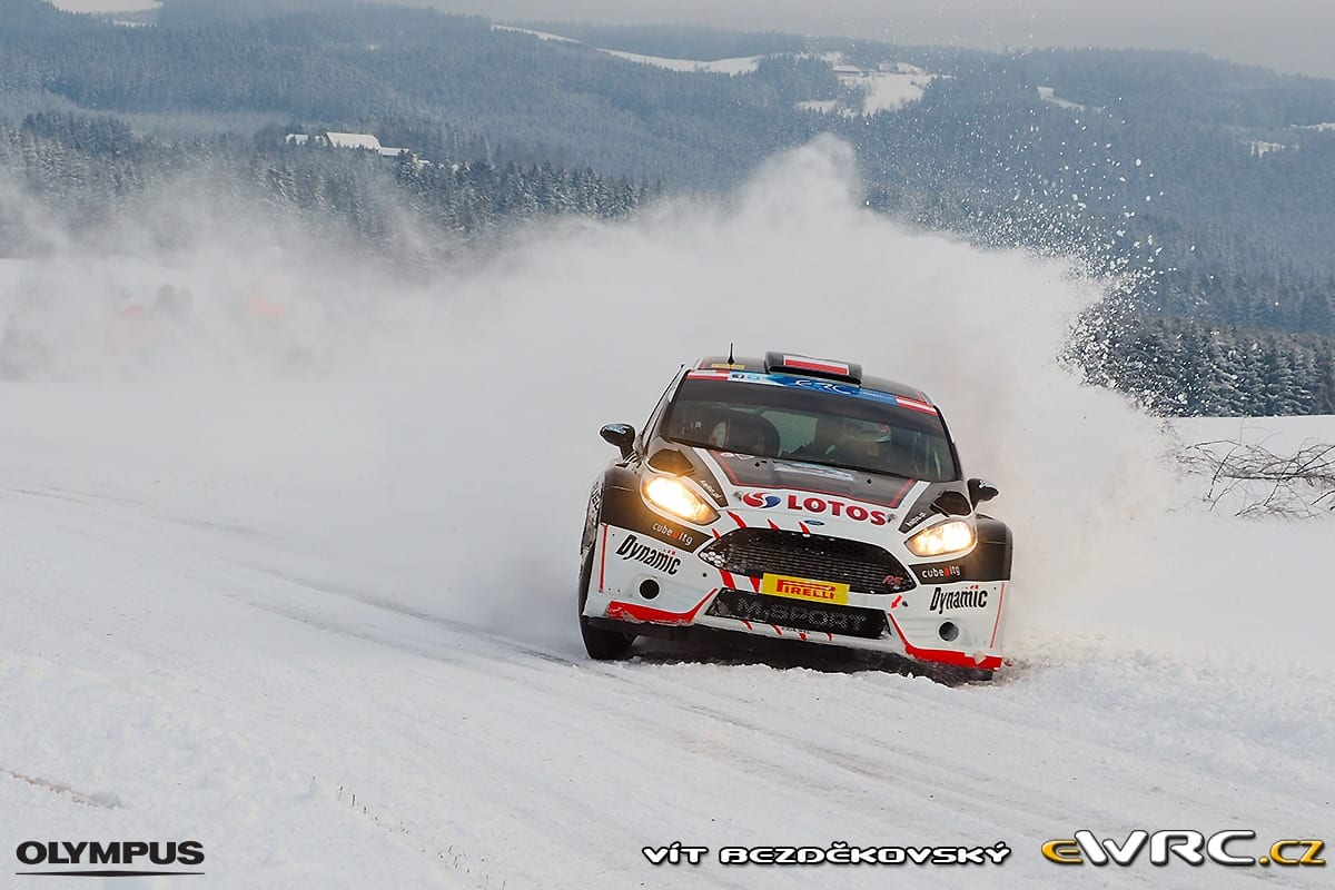 ERC: Internationale Jänner Rallye 2015, Αποτελέσματα