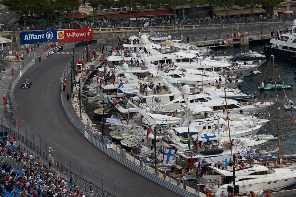 F1: Grand Prix Μονακό 2015,Αποτελέσματα