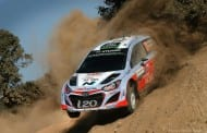 WRC: Ράλλυ Σαρδηνίας 2015,Αποτελέσματα μετά την Ε.Δ.10