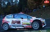 ERC: Rallye International du Valais 2015,Αποτελέσματα