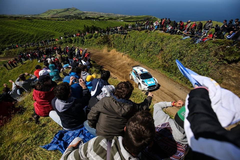 ERC: Azores Airlines Rallye 2016,Αποτελέσματα