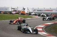 Grand Prix Κίνας 2017: Αποτελέσματα
