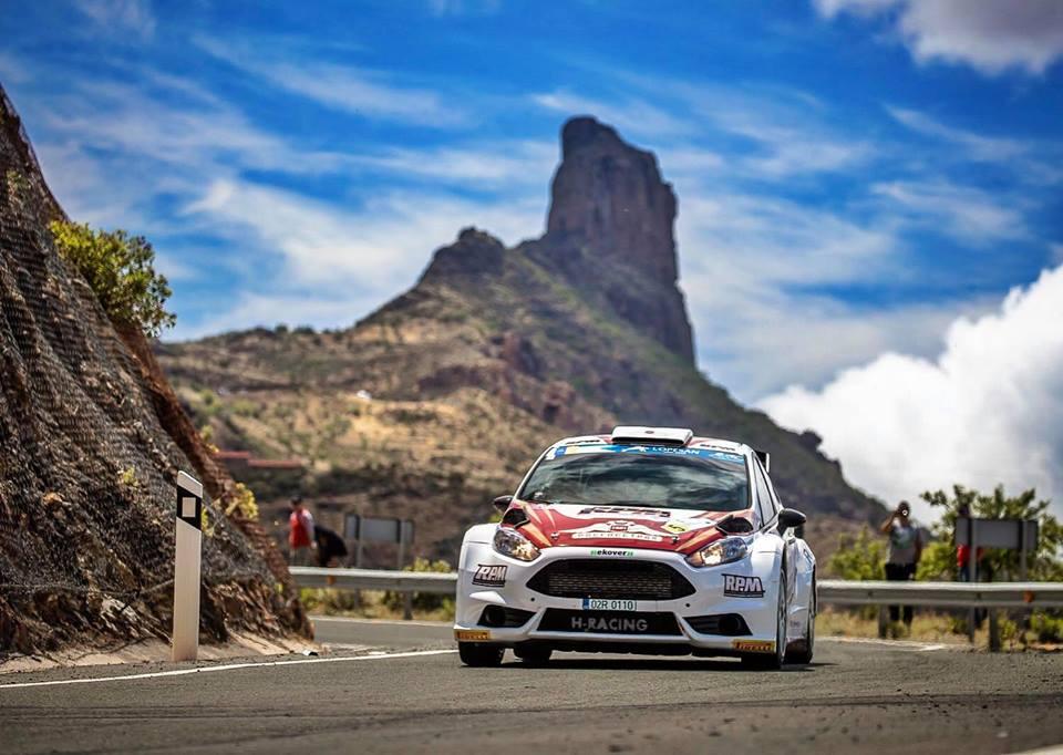 ERC: Rally Islas Canarias 2017,Αποτελέσματα