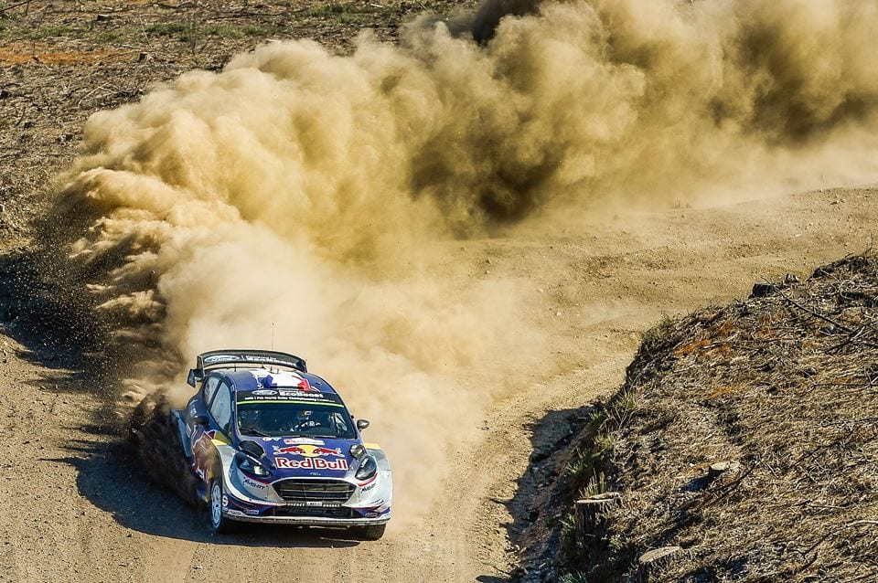 WRC: Vodafone Rally de Portugal 2017,Αποτελέσματα