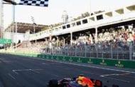 Grand Prix Αζερμπαϊτζάν 2017, Αποτελέσματα