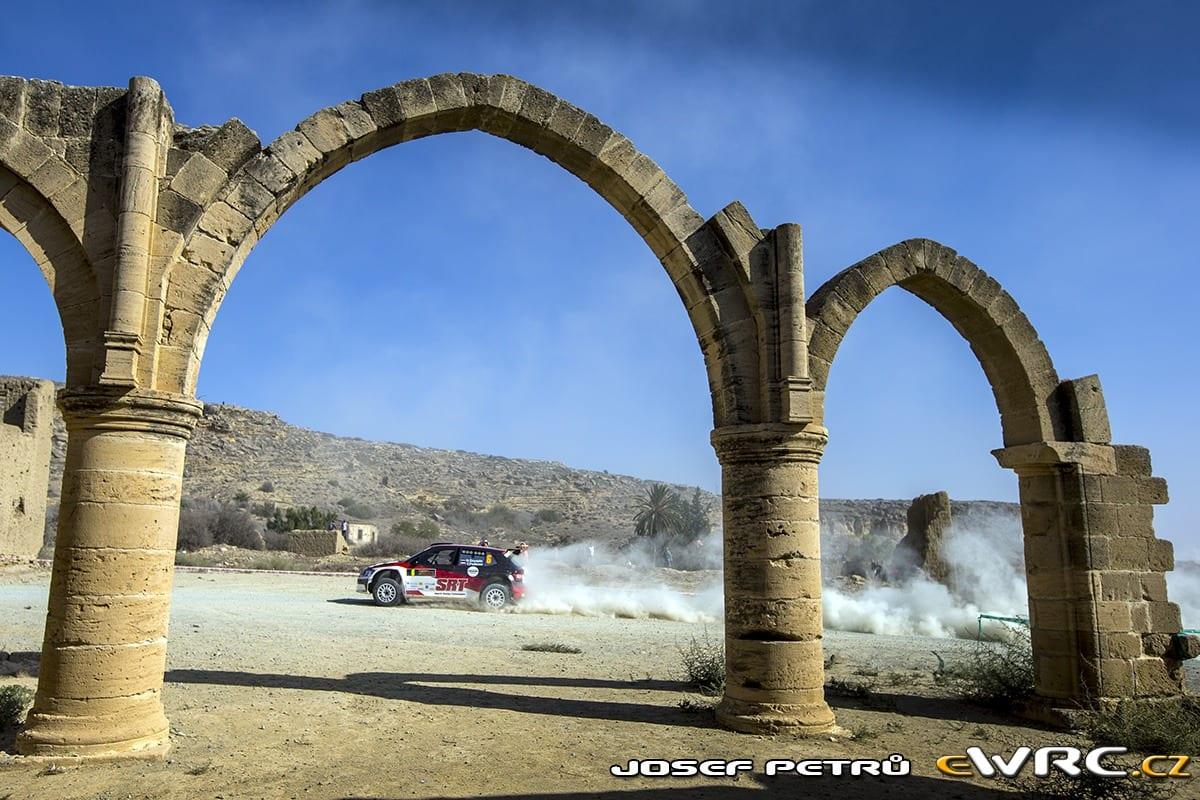 ERC: Cyprus Rally 2017, Ωράριο-Συμμετοχές