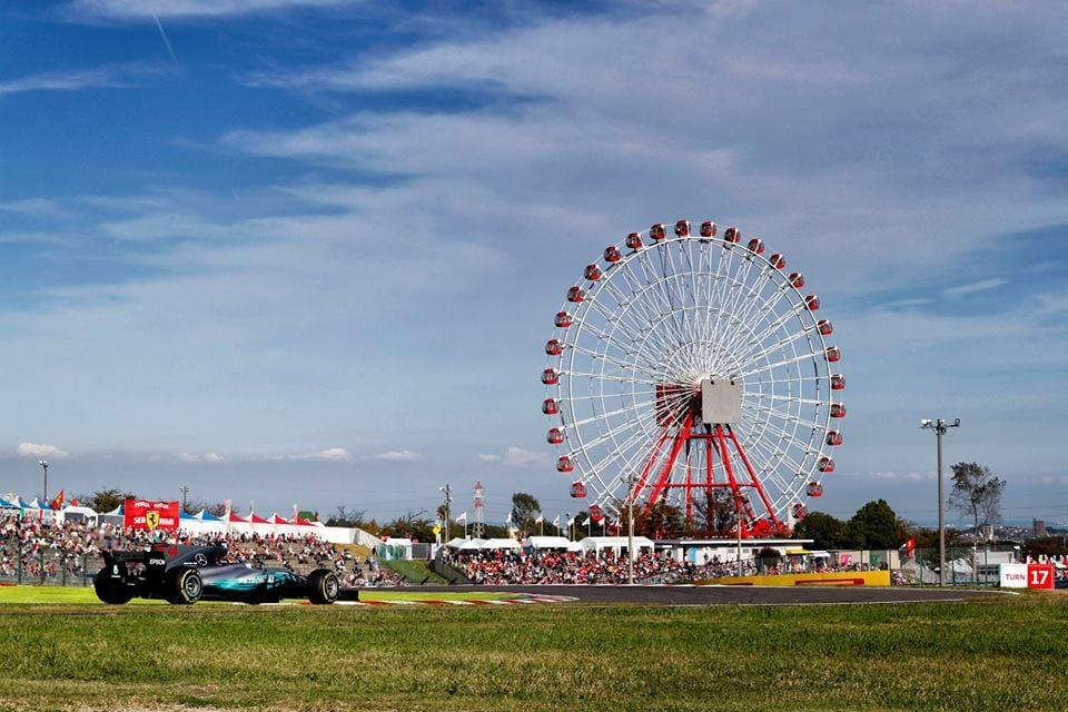 F1 Grand Prix Ιαπωνίας 2017: Αποτελέσματα