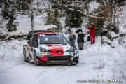 WRC: Το ένα-δύο η Toyota στο Rallye Monte-Carlo 2021