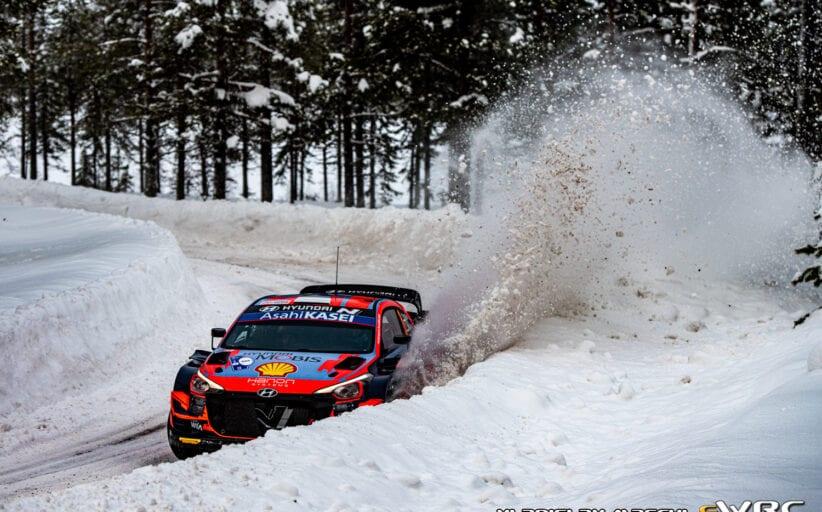 WRC: <<Πήρε φωτιά>> το πρωτάθλημα μετά το Arctic Ράλλυ Φινλανδίας
